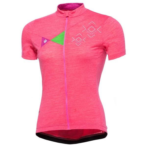Triple2 - Women's Velo Zip - Pyöräilypusero