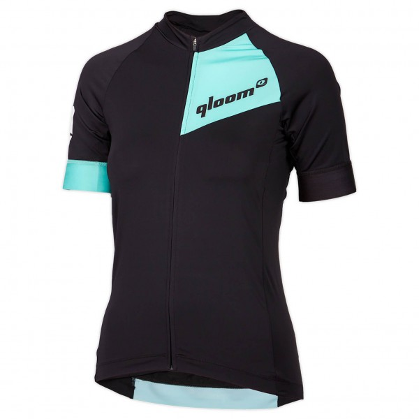 Qloom - Women's Bondi Premium Short Sleeves - Radtrikot