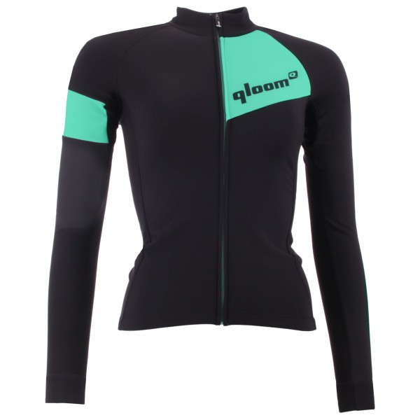 Qloom - Women's Bondi Premium Long Sleeves - Cycling jersey