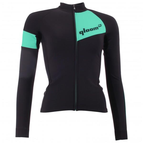 Qloom - Women's Bondi Premium Long Sleeves - Radtrikot