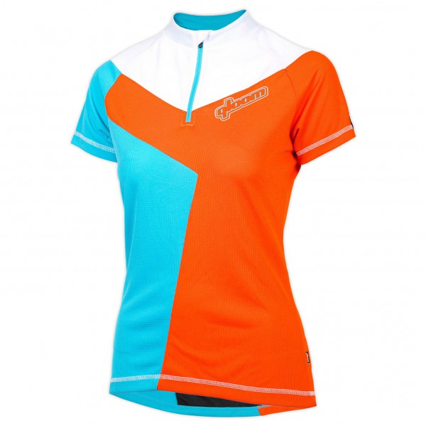 Qloom - Women's Night Cliff - Radtrikot