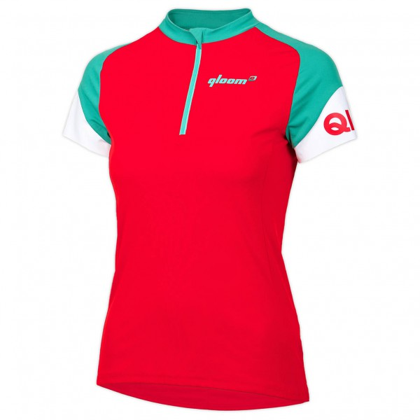 Qloom - Women's Sarina Short Sleeve - Radtrikot