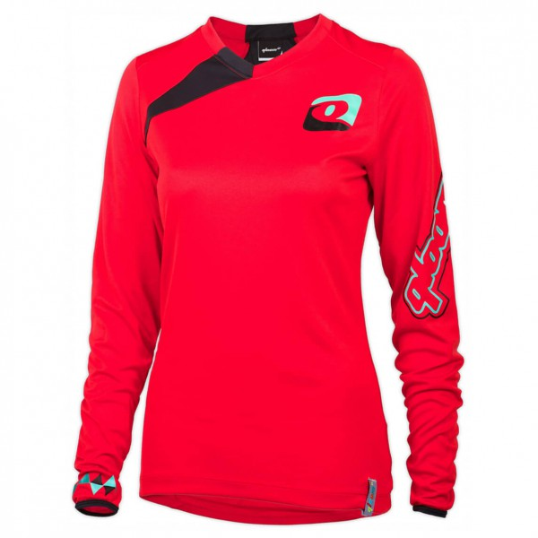 Qloom - Women's Umina Enduro Long Sleeves - Pyöräilypusero