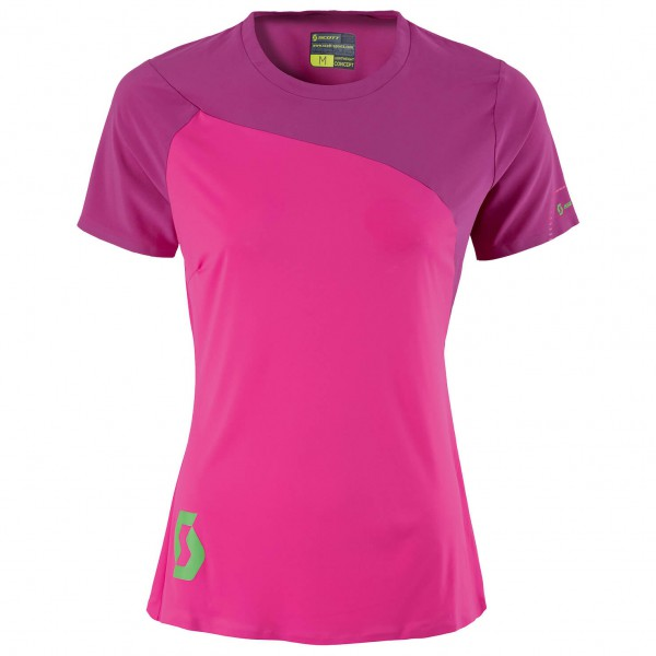 Scott - Women's Shirt Trail Tech 10 S/S - Radtrikot