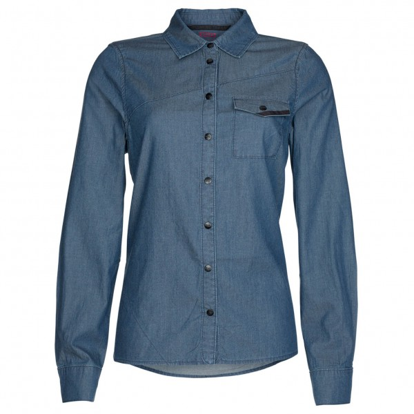 ION - Women's Shirt L/S Violet - Fietsshirt