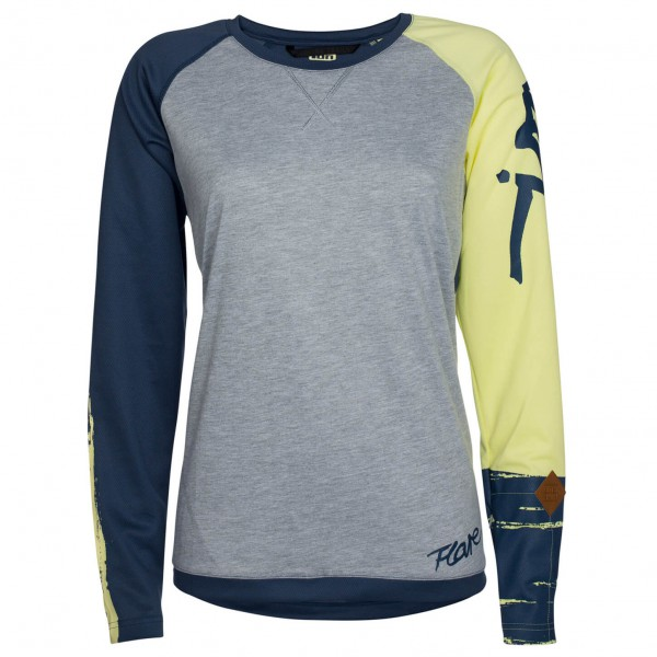 ION - Women's Tee L/S Helia - Cycling jersey
