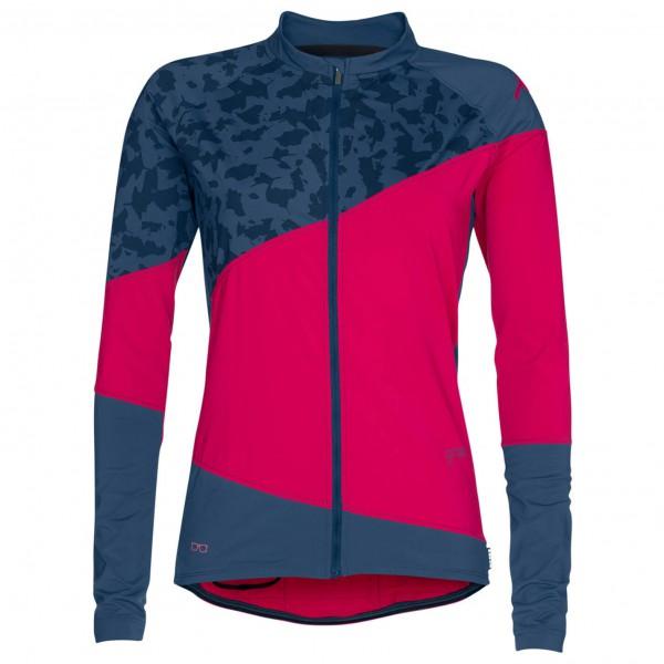 ION - Women's Tee Zip L/S Verta - Maillot de cyclisme