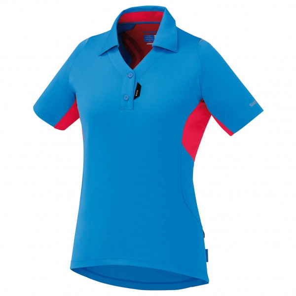 Shimano - Women's Polo - Cycling jersey