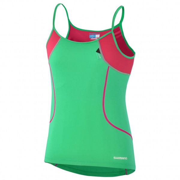 Shimano - Women's Touring-Top - Radtrikot