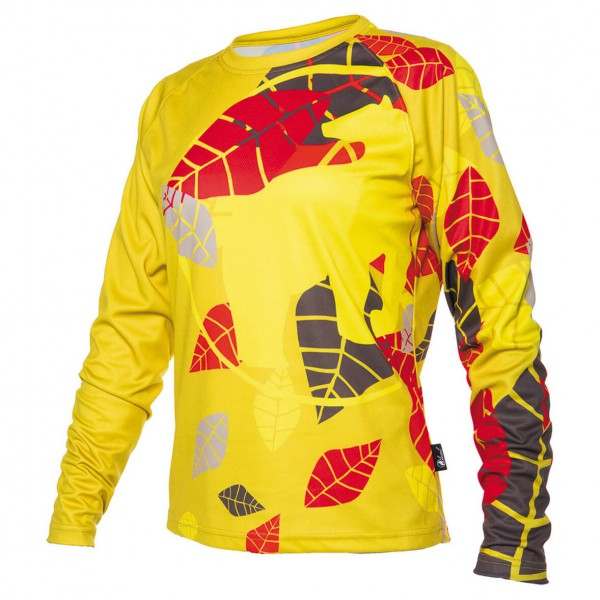 Local - Women's Leafe Jersey - Fietsshirt