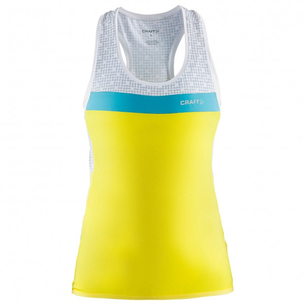 Craft - Women's Free Singlet - Radtrikot