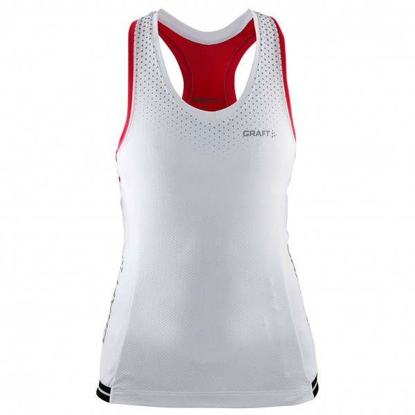 Craft - Women's Glow Singlet - Cycling jersey