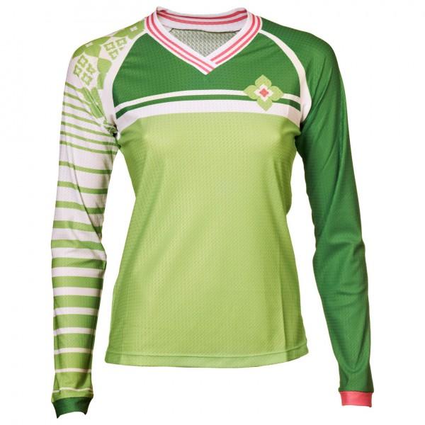 Fanfiluca - Women's Long Fancy Frency - Cycling jersey