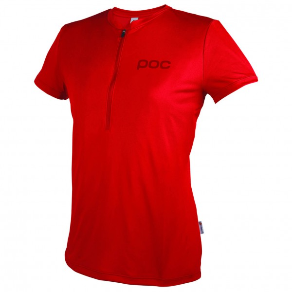 POC - Women's Trail Light Zip WO Tee - Radtrikot