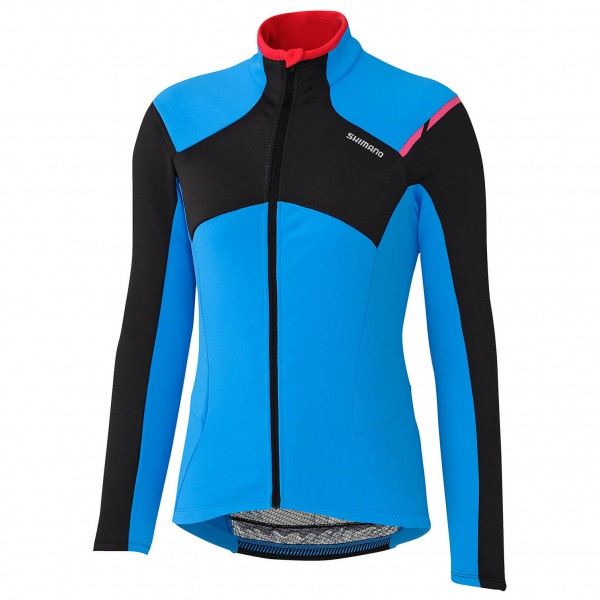 Shimano - Women's Thermo Wintertrikot - Cycling jersey