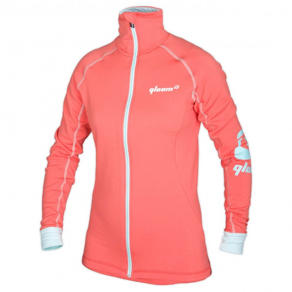 Qloom - Women's Full Zip Ash Hill - Cycling jersey