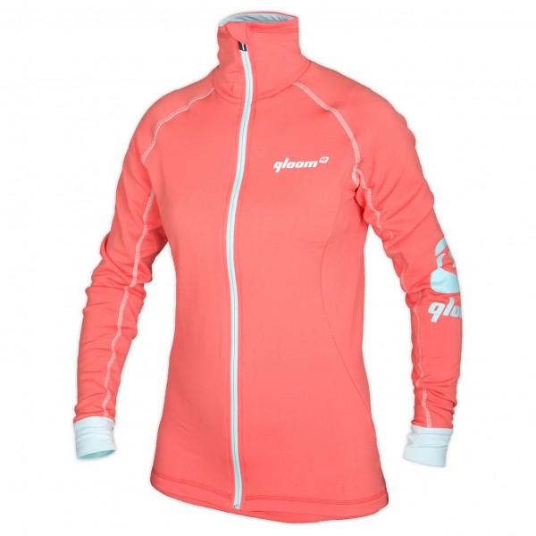 Qloom - Women's Full Zip Ash Hill - Cycling jersey
