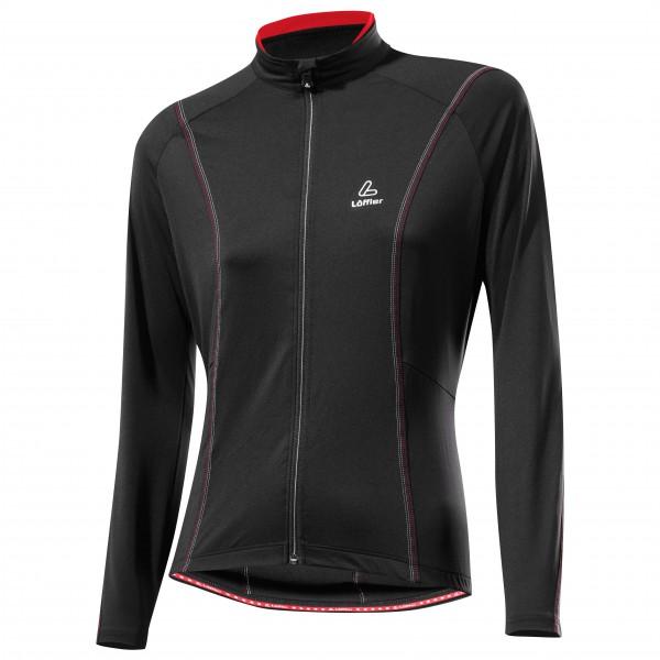 Löffler - Women's Bike Langarmtrikot FZ - Fietsshirt