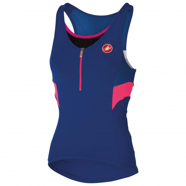 Castelli - Women's Regina Top - Cycling singlet