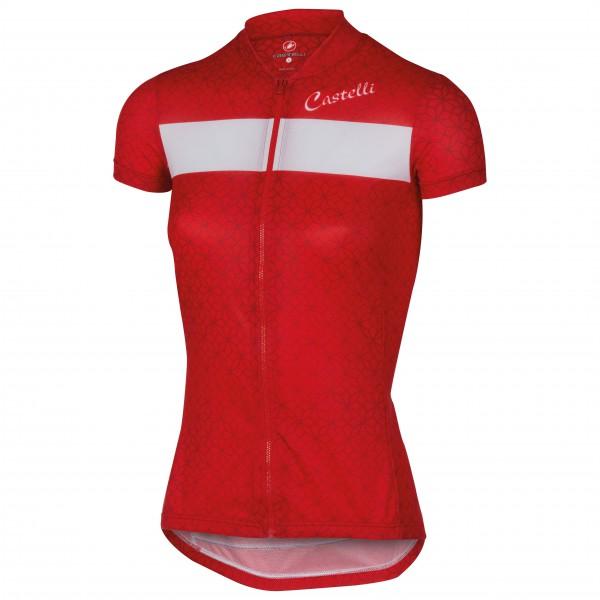 Castelli - Women's Sentimento Jersey Full Zip - Pyöräilypuse