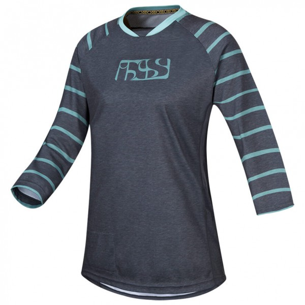 iXS - Women's Vibe 6.2 BC 3/4 Jersey - Fietsshirt