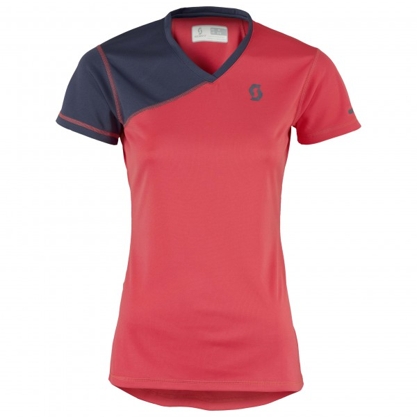 Scott - Women's Trail MTN V-Neck S/SL Shirt - Radtrikot