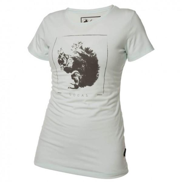 Local - Women's Squirrel T-Shirt - Bikeshirt