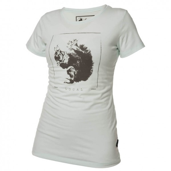 Local - Women's Squirrel T-Shirt - Pyöräilypaita