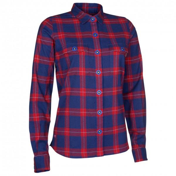 ION - Women's Shirt L/S Violet - Radtrikot