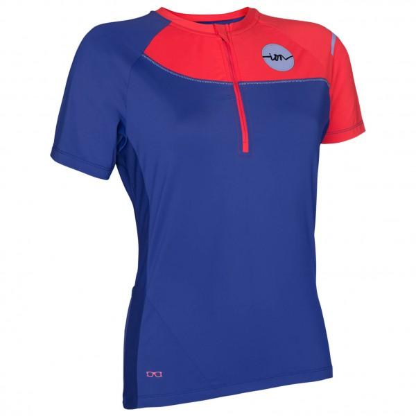 ION - Women's Tee Half Zip S/S Venta - Fietsshirt
