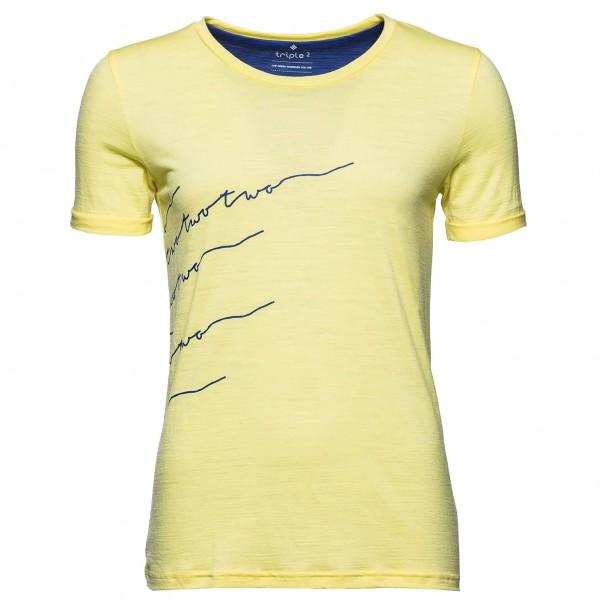 Triple2 - Women's Stod Shirt - Cycling jersey