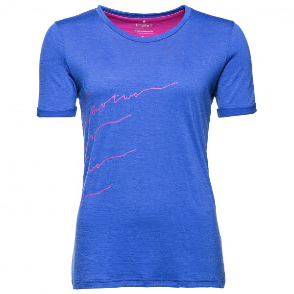Triple2 - Women's Stod Shirt - Cycling jersey