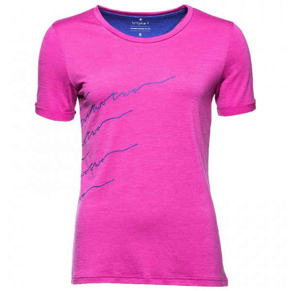 Triple2 - Women's Stod Shirt - Fietsshirt