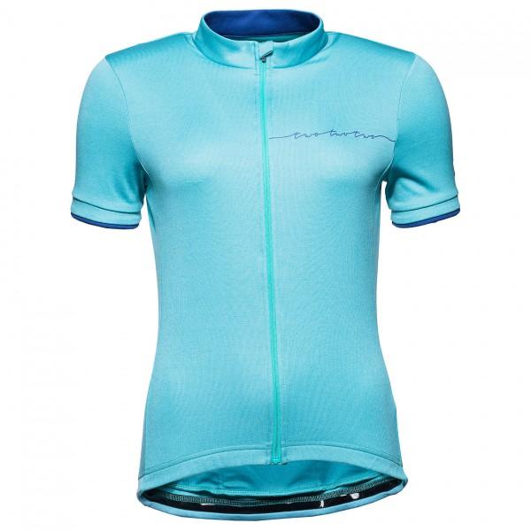 Triple2 - Women's Velo Zip Merino Shirt - Pyöräilypusero