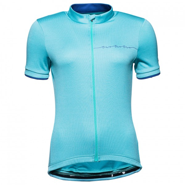 Triple2 - Women's Velo Zip Merino Shirt - Radtrikot