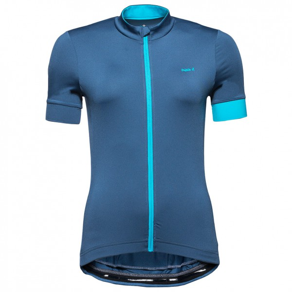 Triple2 - Women's Velo Zip Performance Shirt - Cykeltrikå