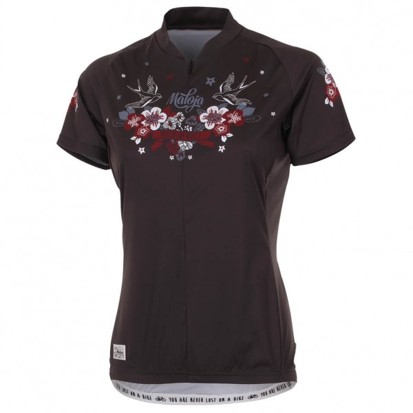 Maloja - Women's DoveM. 1/2 - Fietsshirt
