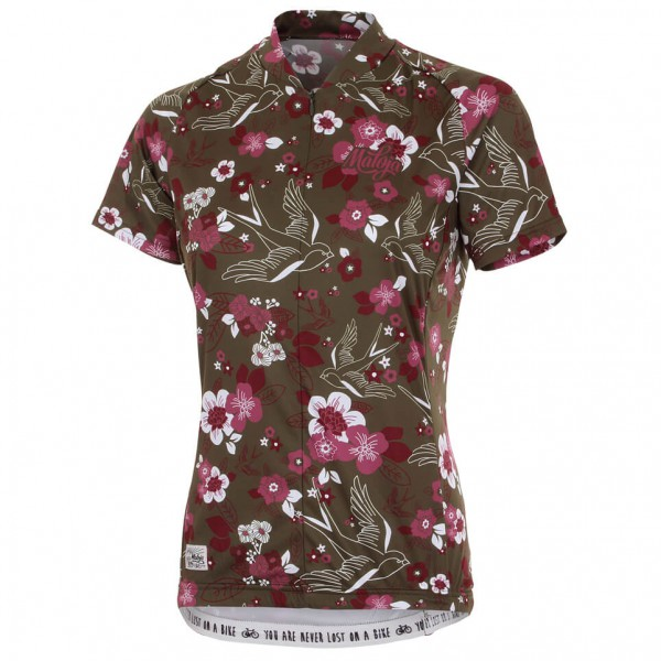 Maloja - Women's DoveM. AOP 1/2 - Fietsshirt