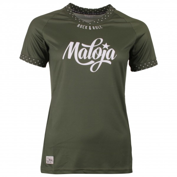Maloja - Women's HollyM. FR 1/2 - Cycling jersey