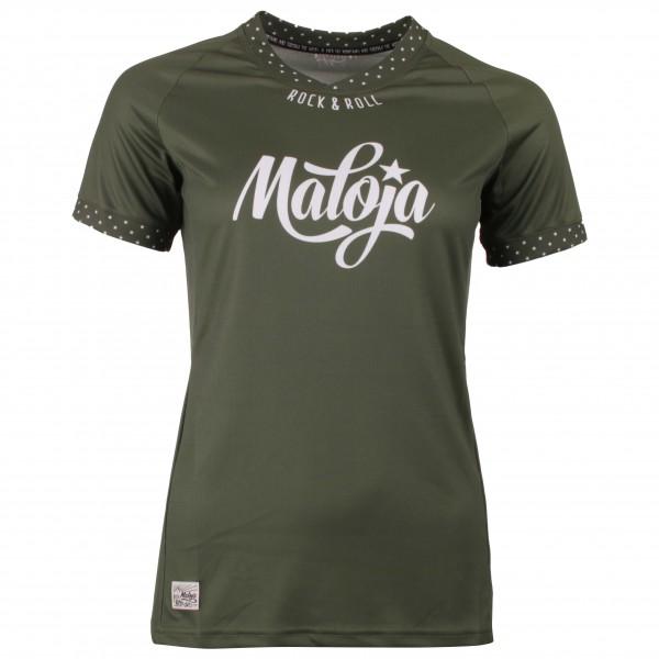 Maloja - Women's HollyM. FR 1/2 - Pyöräilypusero