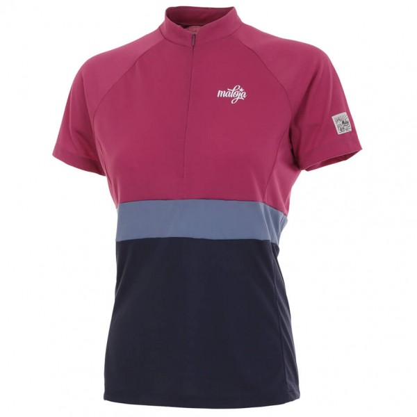 Maloja - Women's RoseM. 1/2 - Cycling jersey