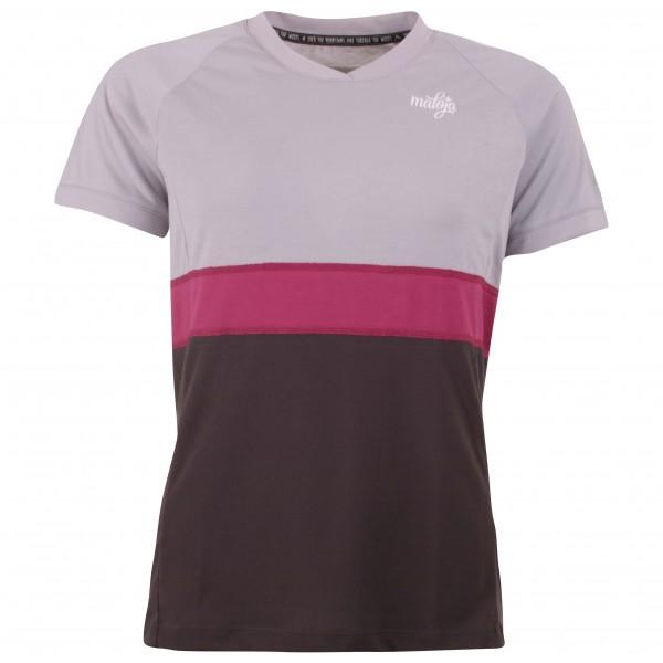 Maloja - Women's RoseM. Multi 1/2 - Cycling jersey