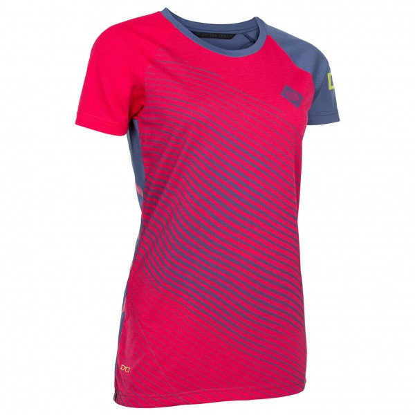 ION - Women's Tee S/S Scrub_Amp - Fietsshirt