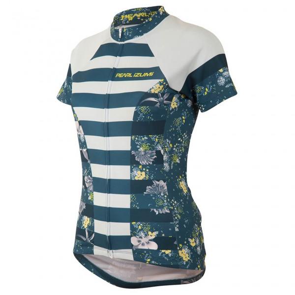 Pearl Izumi - Women's Select Escape LTD S/S Full Zip Jersey - Pyöräilypusero