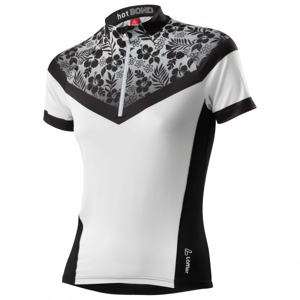 Löffler - Women's Bike Trikot Hotbond HZ - Sykkeldress
