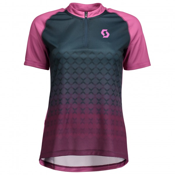 Scott - Women's Shirt Trail 10 S/Sl - Maillot de cyclisme