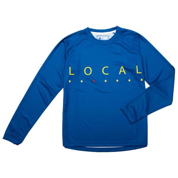 Local - L/S Jersey Women Blob - Cycling jersey