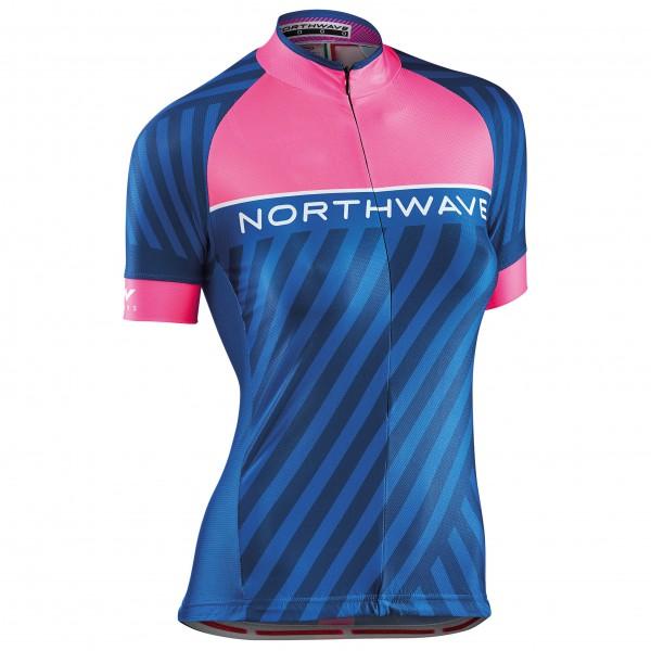 Northwave - Logo Woman 3 Jersey S/S - Radtrikot