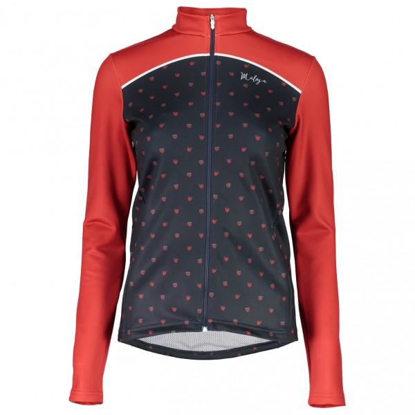 Maloja - Women's NahaM. L/S Jacket - Fietsshirt