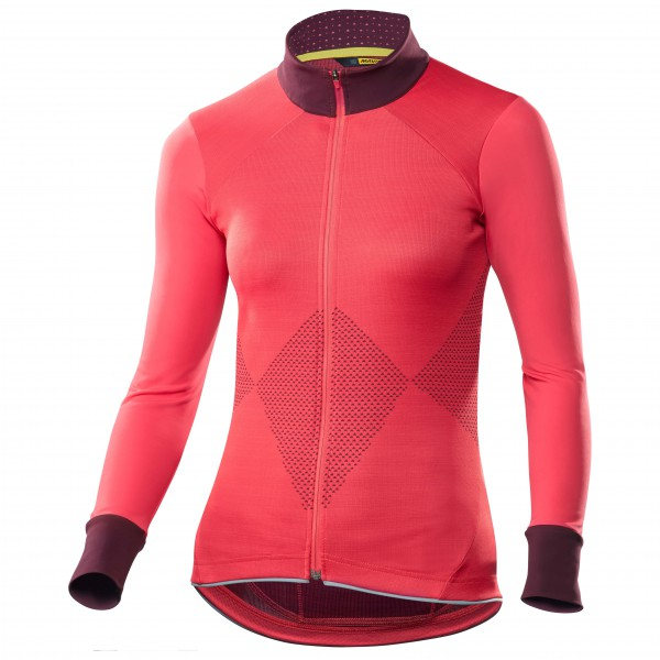 Mavic - Women's Sequence L/S Jersey - Cycling jersey
